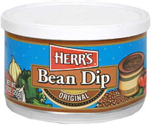 Herrs Original Bean Dip - 9 oz