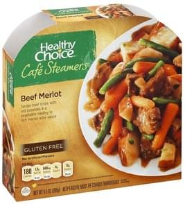 Healthy Choice Beef Merlot