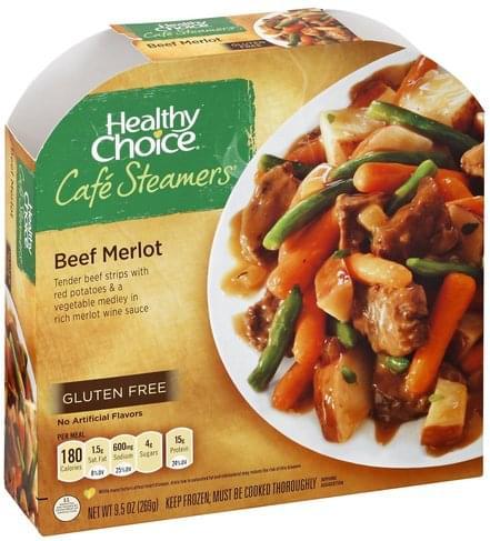 Healthy Choice Beef Merlot - 9.5 oz