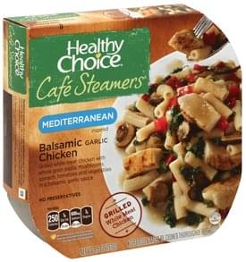 Healthy Choice Chicken Balsamic Garlic