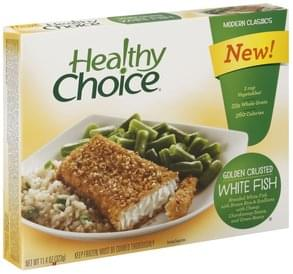 Healthy Choice Golden Crusted White Fish
