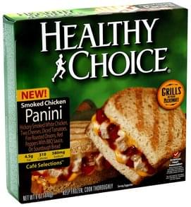 Healthy Choice Panini Smoked Chicken