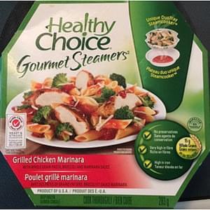 Healthy Choice Grilled Chicken Marinara