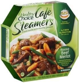 Healthy Choice Roasted Beef Merlot