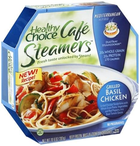 Healthy Choice Grilled Basil Chicken - 10.6 oz