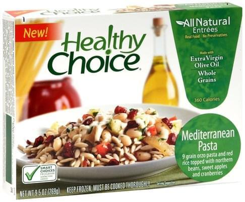 Healthy Choice Mediterranean Pasta - 9.5 oz