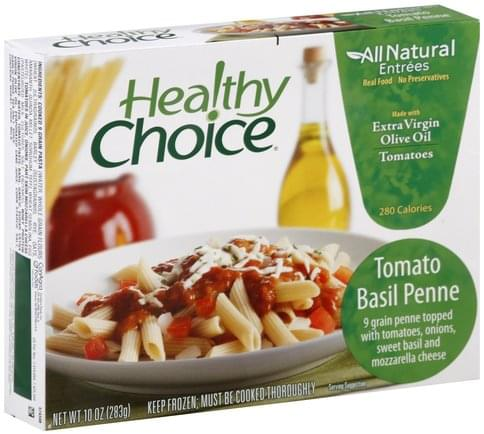 Healthy Choice Tomato Basil Penne - 10 oz