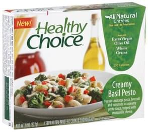 Healthy Choice Creamy Basil Pesto