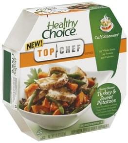 Healthy Choice Honey Glazed Turkey & Sweet Potatoes
