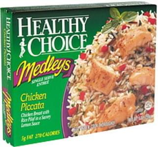 Healthy Choice Chicken Piccata