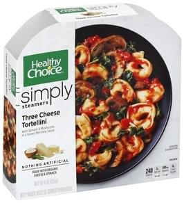 Healthy Choice Three Cheese Tortellini