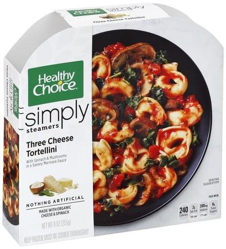 Healthy Choice Three Cheese Tortellini - 9 oz