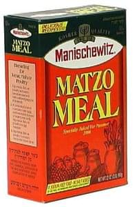 Manischewitz Matzo Meal Specially Baked For Passover, 2000