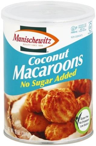 Manischewitz Coconut Macaroons - 10 oz