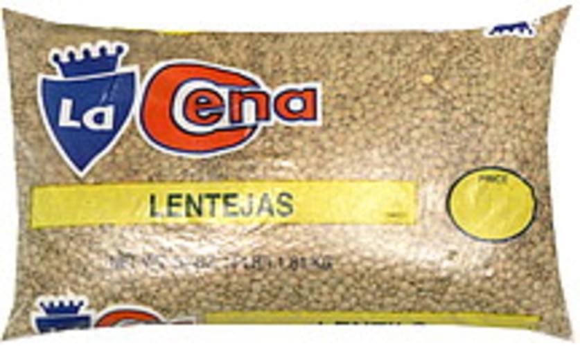 La Cena Lentils - 64 oz