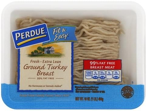 Perdue Ground Turkey Breast - 16 oz