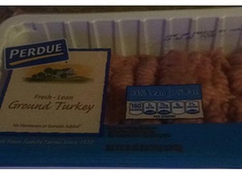Perdue Ground Turkey - 112 g