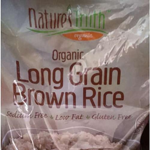 Nature's Truth Organic Long Grain Brown Rice - 50 g
