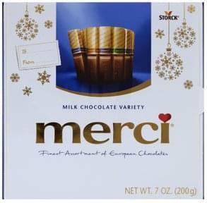 Merci Milk Chocolate Variety