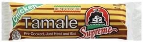 Supreme Tamale Chicken