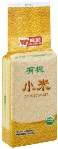 Wei-Chuan Organic Millet - 14 oz
