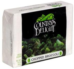 Countrys Delight Chopped Broccoli