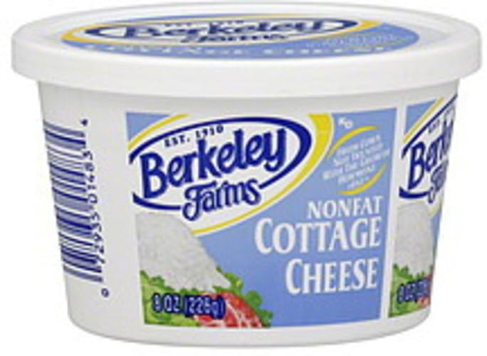Berkeley Farms Nonfat Cottage Cheese - 8 oz
