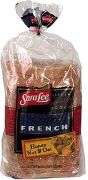 Sara Lee Honey Nut & Oat Country French