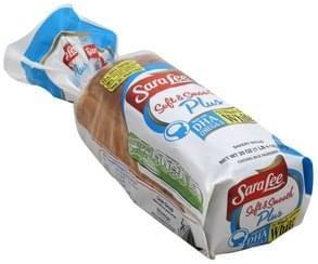 Sara Lee Bread Bakery, White