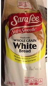 Sara Lee Whole Grain White Bread