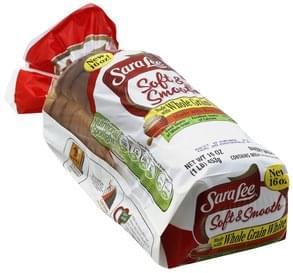 Sara Lee Bread Whole Grain White