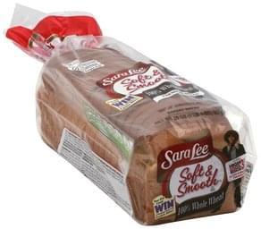 Sara Lee Bread Bakery, 100% Whole Wheat