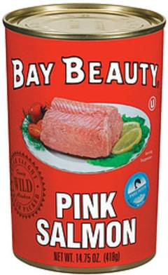 Bay Beauty Pink Salmon Fancy Wild Alaskan