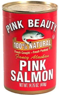 Pink Beauty Fancy Alaskan Pink Salmon