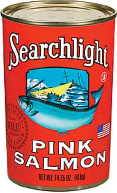 Searchlight Pink Salmon Fancy Wild Alaskan