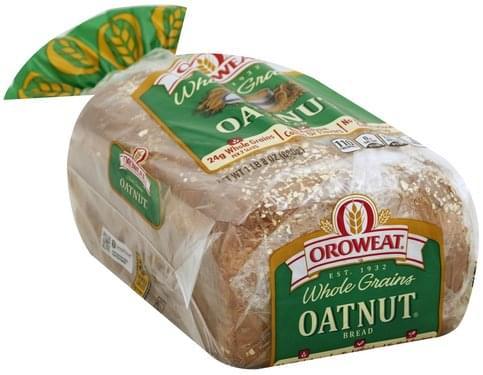 Oroweat Whole Grains Oatnut Bread - 24