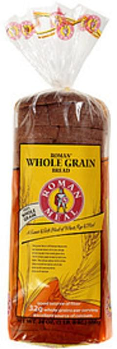 Roman Meal Bread Whole Grain