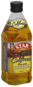Star Olive Oil Extra Virgin, California