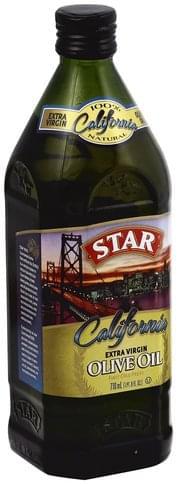 Star Extra Virgin, California Olive Oil - 710 ml