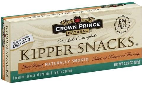 Crown Prince Naturally Smoked Kipper