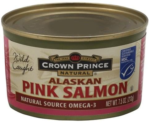 Crown Pre Pink, Alaskan Salmon - 7.5 oz