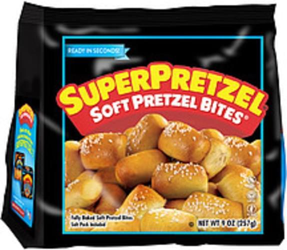 SuperPretzel Fully Baked Soft