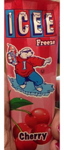 ICEE Cherry Freeze - 89 ml, Nutrition