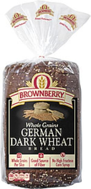 Whole Grains Arnold/Brownberry German
