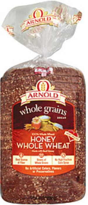 Arnold Arnold/Oroweat Honey Whole Wheat