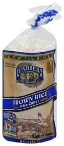 Lundberg Rice Cakes Brown Rice