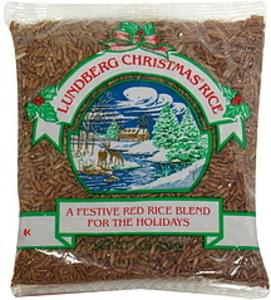 Lundberg Red Rice Christmas