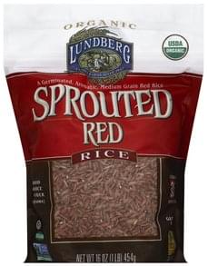 Lundberg Red Rice Sprouted