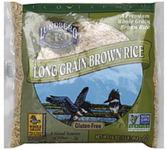 Lundberg Brown Rice Long Grain