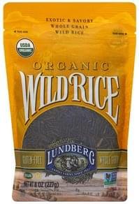 Lundberg Rice Organic, Wild Rice